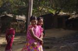 Shy Girls in Buddhist Monastery (4).jpg