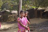 Shy Girls in Buddhist Monastery.jpg