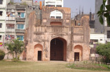 Gated Entrance to Lalbagh Fort.jpg