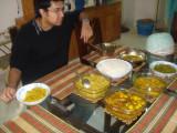 Mishu and Bengali Meal.jpg