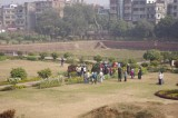 Shooting a Music Video at Lalbagh Fort.jpg