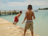 Kids Playing at West Bay Peer.jpg
