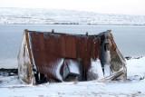 Lúið hús fyrir vestan