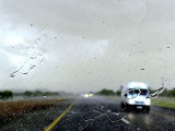 Storm on the Windscreen