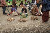 Yam Vendors