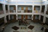 Interior Courtyard - Hotel Malika