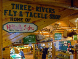 Three Rivers Fly Shop