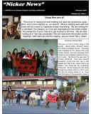 January 2010 Lewis County Chapter Newsletter