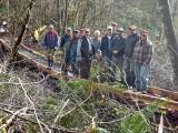 Burnt Ridge Trial Work March 2010
