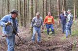 Burnt Ridge Trial Work April 2010
