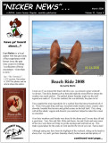 March 2008 Lewis County Chapter Newsletter
