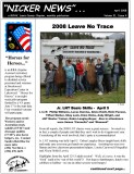 April 2008 Lewis County Chapter Newsletter