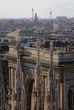 Looking over Milan