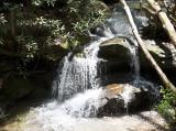 Parched Corn Creek Waterfalls
