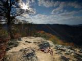 Auxier Ridge Trail Overlook