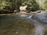 Swift Camp Creek near Wildcat Trail