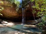 Copperas Creek Waterfalls