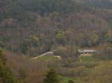 Top of Cloudsplitter - view of Gladie