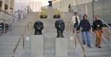 L. A. County Museum Sculpture Garden