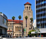 Wilshire Christian Church. Wilshire and Normandie
