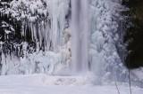Base of Horsetail Falls