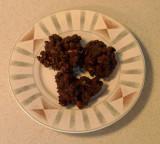 Chocolate Almond Cranberry Crisps