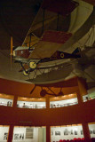 Auditorium with d'Annunzios plane