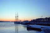 Oslo havn, julen 2009