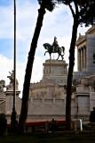 the Victor Emmanuel Monument