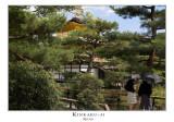 Kinkaku-ji 10 (the Golden Pavilion), Kyoto