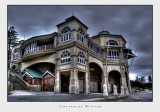 The Addams Family Beach House... AKA Cottesloe Winter, HDR image
