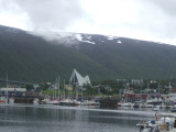 Arctic Cathedral at Tromso