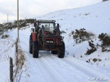 White Snow, Red Tractor
