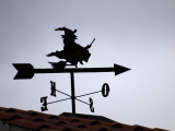 Roofs, chimneys & wethervanes