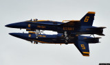 Blue Angels - Reflected solos