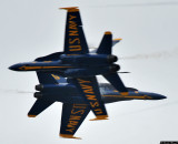 Blue Angels - Opposing solos