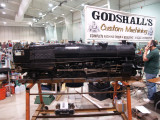 A broadside view of an in progress 1.6 scale PRR N2sa 2-10-2 by Godhsall's.
