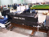 The tender for the Union Pacific Big Boy.