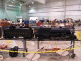 An 1.6 Scale PRR K4s #1361.