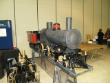 A reproduction Cagney 4-4-0.