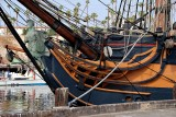 Bow of the HMS Surprise