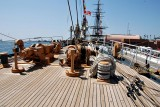 Aboard the Barque Eagle