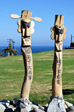 Figures near the Korean Bell