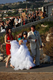 Wedding at the Point Vincente Interpretive Center