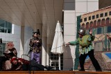 Will & Company performing Don Quixote