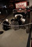 Ed Iskenderian's original 1923 Ford Model T street roadster