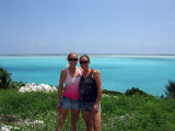 Nicci and I Middle Caicos