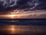Sunset from Grace Bay Beach 13