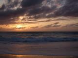 Sunset from Grace Bay Beach 15