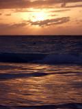 Sunset from Grace Bay Beach 18